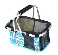 Portable Folding Pet Carrier Bag Soft Sided Dog Cat Carrying Cage Case Outdoor Travel Puppy Home House Lightweight Breathable Mesh Pet Basket Handbag-Airline Approved * You can find more details by visiting the image link. (This is an affiliate link and I receive a commission for the sales) #MyDog