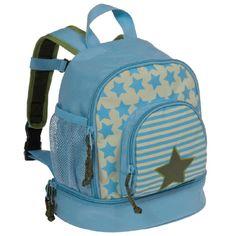 LÄSSIG Rugzak Mini Backpack Starlight Oliv