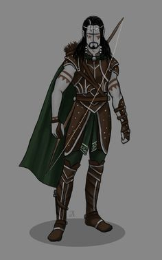 Ranger Garb by Sheppard56 elf half-elf archer clothes armor equipment gear magic item | Create your own roleplaying game material w/ RPG Bard: www.rpgbard.com | Writing inspiration for Dungeons and Dragons DND D&D Pathfinder PFRPG Warhammer 40k Star Wars Shadowrun Call of Cthulhu Lord of the Rings LoTR + d20 fantasy science fiction scifi horror design | Not Trusty Sword art: click artwork for source