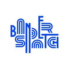 Black Mirror: Bandersnatch designed by Rafael Serra. Logo Branding, Branding Design, Logo Design, Typography Inspiration, Graphic Design Inspiration, Typographie Fonts, Ligne Claire, Adobe Illustrator Tutorials, Typographic Logo