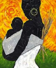African Art Example