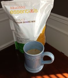 Make hot coco with Arbonne protein powder! Way better than your average Swiss Miss that's loaded with GMOs. Just heat up some almond milk in a saucepan, stir in the protein powder & a heaping of cocao powder or nibs - viola, you've got this bad boy! You can use regular hot cocoa mix along with the protein powder and it would be just as good. I opted for the coco as it's the best, unprocessed, version I can get my mitts on.  Message me to get your Arbonne Protein mix!