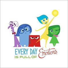 Fange DIY Removable Pixar Inside Out Everyday Is Full of Emotions Art Mural Vinyl Waterproof Wall Stickers Kids Room Decor Nursery Decal Sticker Wallpaper 16.9''x15.7'' Fange http://www.amazon.com/dp/B0117XICYO/ref=cm_sw_r_pi_dp_NjbJwb1F3C1NZ