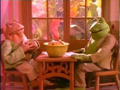 Frog and Toad Cookies -- youtube