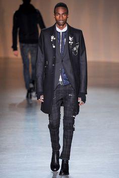 Diesel Black Gold - Fall 2015 Menswear - Look 16 of 32