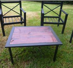 Dining Table, Furniture, Home Decor, Iron, Wood, Homemade Home Decor, Diner Table, Dinning Table Set, Home Furnishings