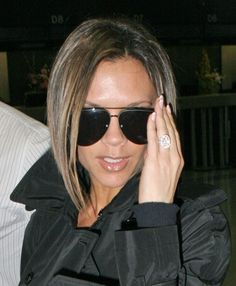 Victoria Beckham's Top 10 Engagement Rings From David!