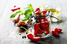 Healthy Benefits of Spicy Food!  Bring on the heat! #spicyfood #healthbenefits #healthyeating #health