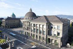 ETH Zurich Main Building