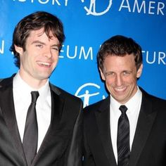 bill hader and seth meyers