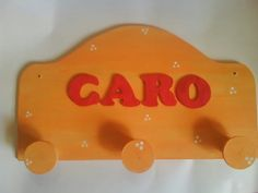 Perchero Caro made by me