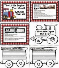 Sailing Through 1st Grade: The Little Engine That Could
