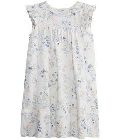 Blommig klänning till baby - Hittar du hos KappAhl!