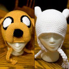 Christmas gifting - HATS! :D - CROCHET