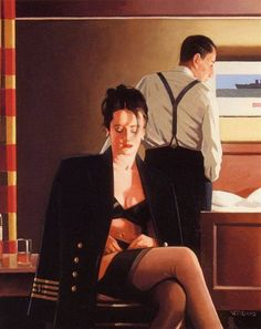 Jack Vettriano - The Sailors Toy