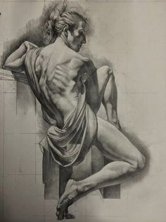 artwork by Sabin Howard / http://sabinhowardsculpture.blogspot.fr/search?updated-max=2015-01-23T13:23:00-08:00&max-results=100