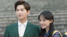 Xiao Nai and Wei Wei. 🎀love Yang Yang and Zheng Shuang Cute Love Stories, Love Story, Korean Actresses, Korean Actors, Yang Yang Zheng Shuang, Love 020, Dramas, Yang Yang Actor, Wei Wei