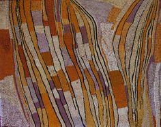 Naata Nungurrayi / Untitled II, 2008, Acrylic on linen, 152x181cm