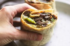 Best Philly Cheesesteak Wraps Recipe-How To Make Philly Cheesesteak Wraps—Delish.com