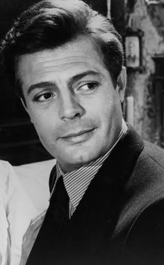 Marcello Vincenzo Domenico Mastroianni, Knight Grand Cross (28 September 1924 – 19 December 1996) was an Italian film actor. His prominent films include La Dolce Vita; 8½; La Notte; Divorce, Italian Style; Yesterday, Today and Tomorrow; Marriage Italian-Style; A Special Day; City of Women; Henry IV; Dark Eyes; and Stanno tutti bene. His honours included British Film Academy Awards, Best Actor awards at the Cannes Film Festival and two Golden Globe Awards.