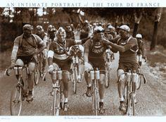 Tour de France smokers
