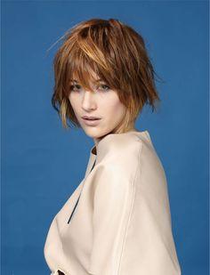 20 einfache BOB Frisuren für kurze Haare Frühling | Einfache Frisuren