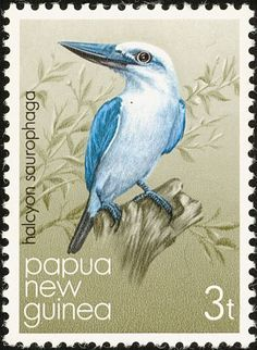 post stamps with kingfisher - Google Search