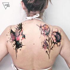 "195 Likes, 3 Comments - GökhanEnli TATTOO  (@gokhan.enli) on Instagram: ""#tattoo #dövme #drawing #sanat #resim #art  #like4like #instalike #instaturk #vsco #vscocam…"""
