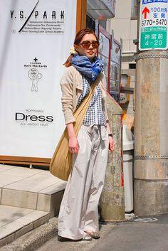 ストリートスナップ [泉] | Chloé, repetto, seato, used, ZUCCA | 表参道 | 2008年06月07日 | Fashionsnap.com