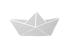 Bird sailing in a paper boat,vector illustration. Clipart, Origami Ship, Boat Sketch, Boat Illustration, Creative Sketches, Paint Markers, Business Card Logo, Watercolor And Ink, Painting & Drawing