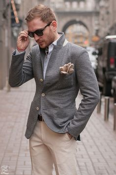 Menswear, men's fashion and style.
