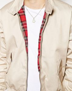 How Should A Harrington Jacket Fit?