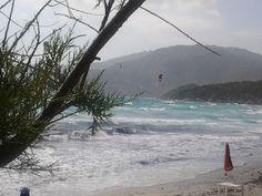 Campulongu Beach, a special event everyday