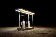 Substations by Sinisa Vlajkovic, via Behance