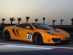 McLaren Unveils 12C GT Sprint