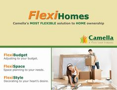 Wanna know the latest trend in real estate? With Camella's FLEXIHOMES you get the power to design your home! This is Camella Palawan's MOST FLEXIBLE solution to home ownership! Puerto Princesa, Palawan, Design Your Home, Home Ownership, Flexibility, Budgeting, Latest Trends, Real Estate, Homes