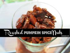 Food Babe Pumpkin Spice Nuts:  1 egg white whipped frothy. Add 1 tsp sea salt, 2 tsp pumpkin pie spice ( mix of cinnamon, cloves, ginger & nutmeg), ¼ tsp cayenne pepper & ¼ cup coconut palm sugar. Add  3 cups unsalted nuts (pecans, cashews, walnuts and almonds). Bake in sgl layer on parchment lined baking dish @ 250 for 1 hr. gm John 3:16