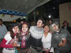 Jujuy, Argentina-people make the places. friends...after giving up on teaching me 'the dance'