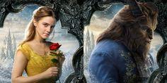 Visual do príncipe é revelado nos novos cartazes de A Bela e a Fera