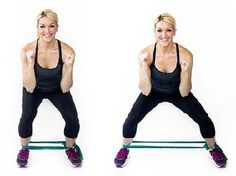 squat-step-with-resistance-band