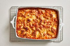 How To Make an All-Star Baked Ziti — Cooking Lessons from The Kitchn Pasta Recipes, Dinner Recipes, Cooking Recipes, Crowd Recipes, Freezer Cooking, Freezer Meals, Crockpot Recipes, Dinner Ideas, Vegetarian Recipes
