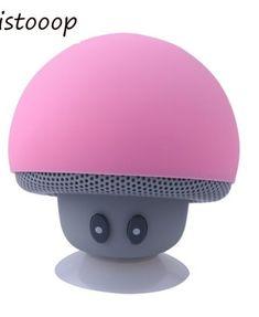 Mini Mushroom Wireless Bluetooth Speaker Price:$8.33