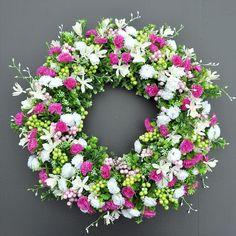 Wianek kwiatowy Nr 517