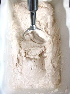 Coconut Frozen Yogurt (gluten-free)