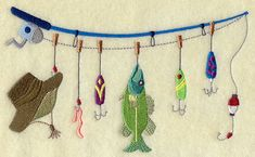 Machine Embroidery Designs at Embroidery Library! - Color Change - F9641