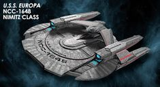 Aproveitando a volta da série Star Trek Discovery, a Eaglemoss Collections apresenta o resto de sua coleção de espaçonaves da nova série de televisão para fazer companhia as naves U.S.S. Shenzhou N…