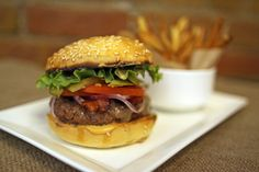 Scenic Route Pop-up Burger