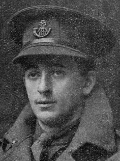 Flickr Second Lieutenant Charles Robert Blackett