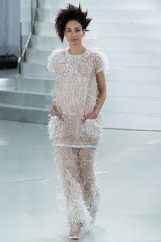 Défilé Chanel haute couture printemps-été 2014|56