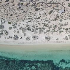 Where the Outback meets the Reef - Sal Salis Ningaloo Reef is magic! @salsalisningaloo